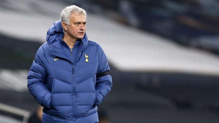 Mourinho has hailed Spurs' two main men