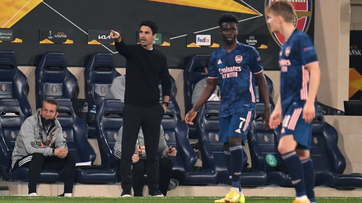 Mikel Arteta has some big decisions to make ahead of Arsenal's semi-final second leg with Villarreal