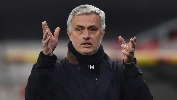 Mourinho insists he's still the man to turn Spurs' season around