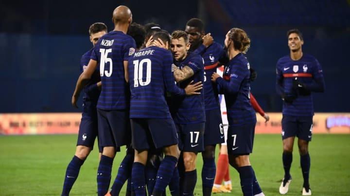 In der Gruppe C der Nations League rangiert Frankreich hinter Portugal