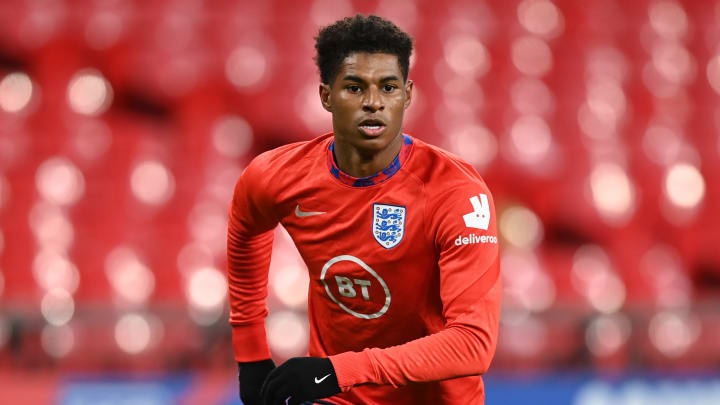 Rashford is out of England's March internationals