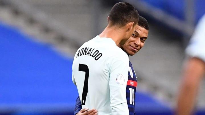 Portugal França Cristiano Ronaldo Eurocopa Mbappé