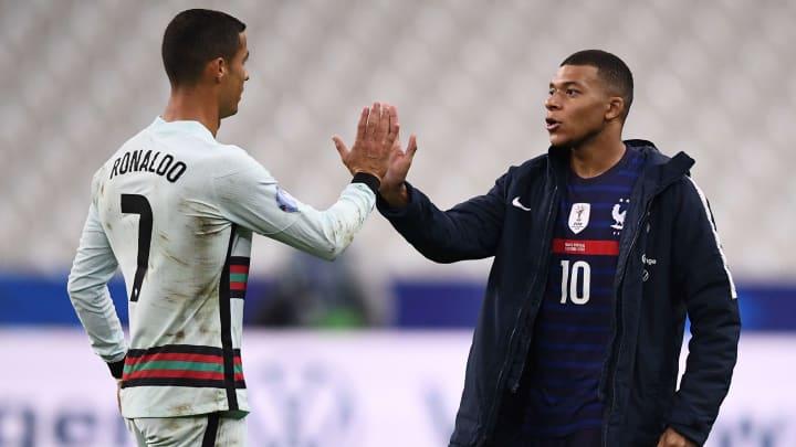Partida entre Portugal e França terá uma série de reencontros esperados pelo torcedor.