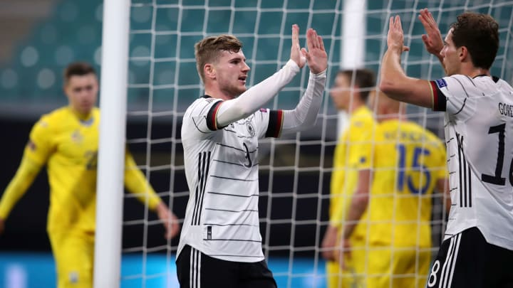 Timo Werner has been in fine goalscoring form of late