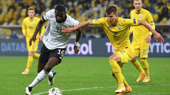 Eduard Sobol wurde nach dem Spiel gegen Deutschland positiv getestet