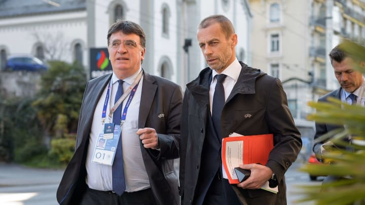 Die UEFA-Bosse planen den Gegenschlag