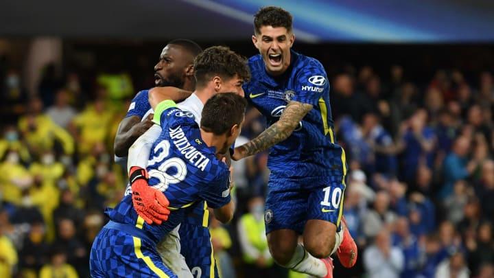 Chelsea gewinnt den Supercup