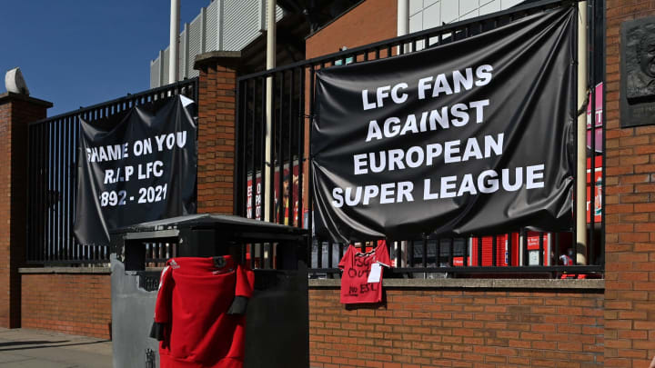 Liverpool's decision to join Super League explained in leaked letter to employees
