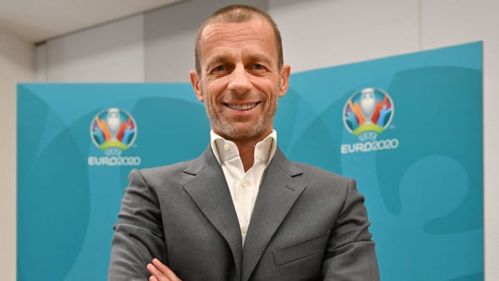 Aleksander Ceferin says the format of Euro 2020 is not fair