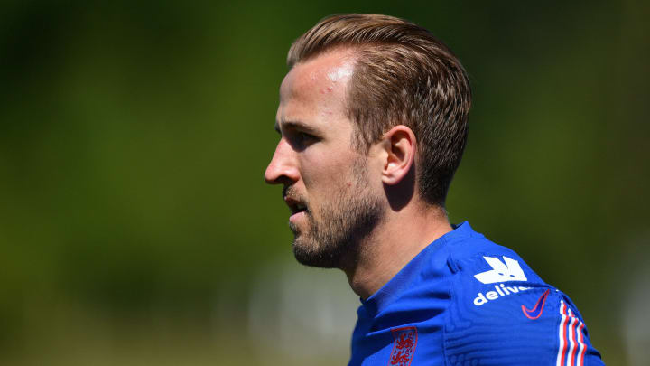 Harry Kane dispute l'Euro avec l'Angleterre, avant de boucler un départ de Tottenham ?