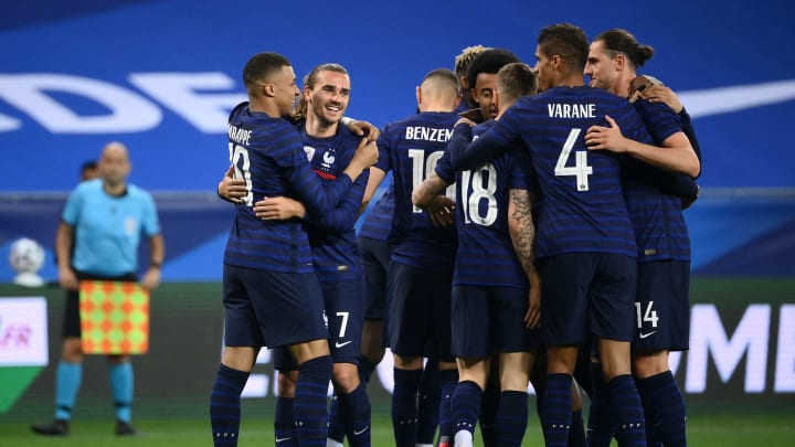 France have been tipped as the favourites to win Euro 2020