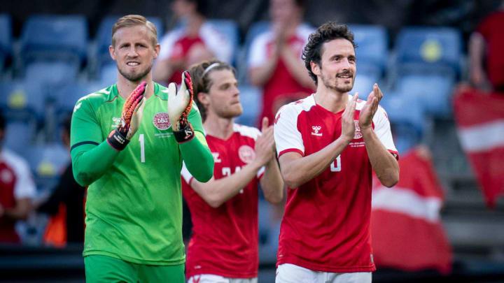 Dinamarca Eurocopa Seleção Dinamarquesa
