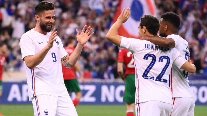 France will get their Euro 2020 campaign underway