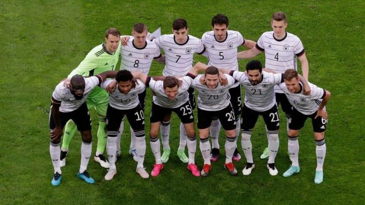 Almanya milli takımı