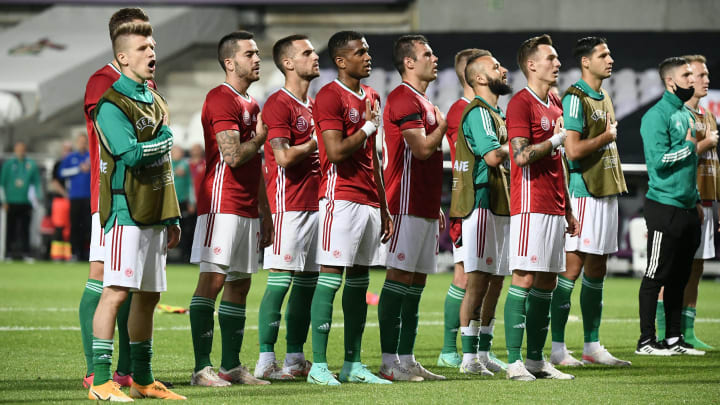 Predicted Hungary Lineup For Portugal Euro 2020 Clash