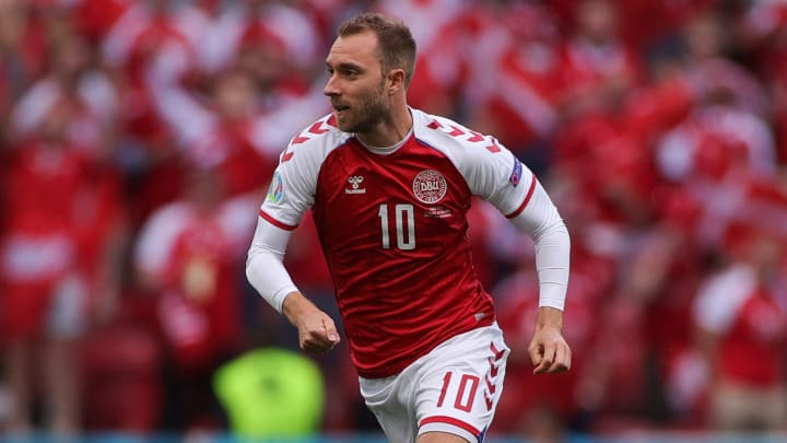 Christian Eriksen is recovering from a heart attack