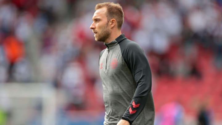 Christian Eriksen könnte bald wieder trainieren