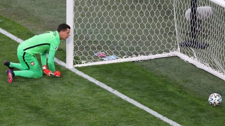 Szczesny Polônia Espanha Morata Robert Lewandowski Eurocopa