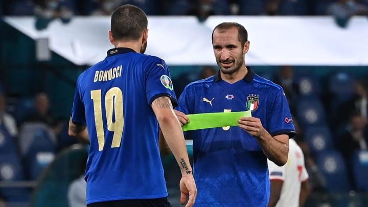 Bonucci und Chiellini wollen das Team zum Titel führen
