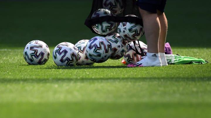 I palloni di Euro 2020