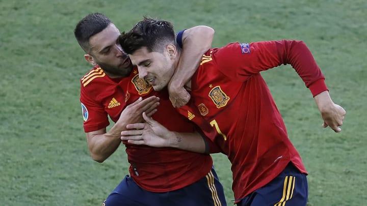 Morata vem sendo criticado pelos torcedores espanhóis