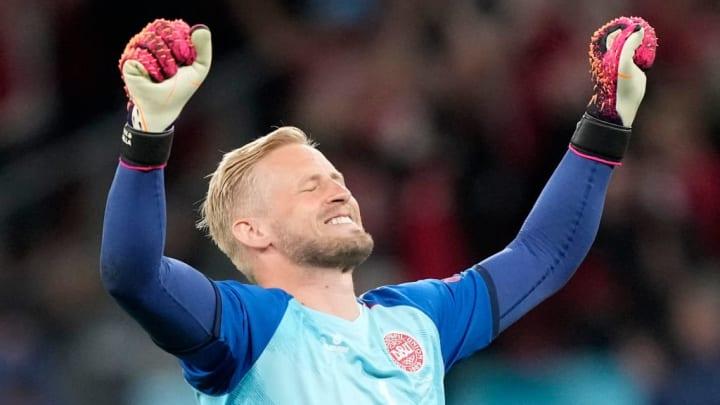 Kasper Peter Schmeichel Eurocopa Dinamarca