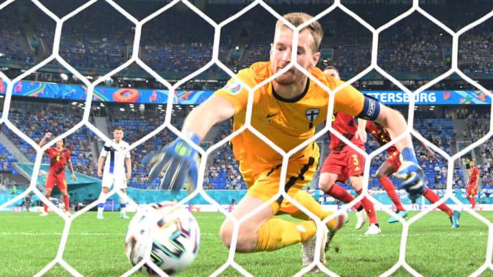 Finnland - Belgien: Hradecky mit Eigentor bei EM 2020