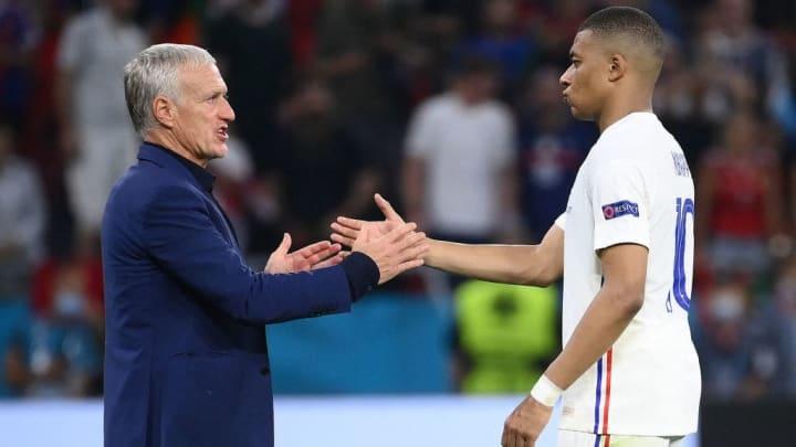 Jérôme Rothen Paris- Saint Germain Mbappé Deschamps