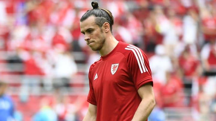 Gareth Bale has spoken about his future