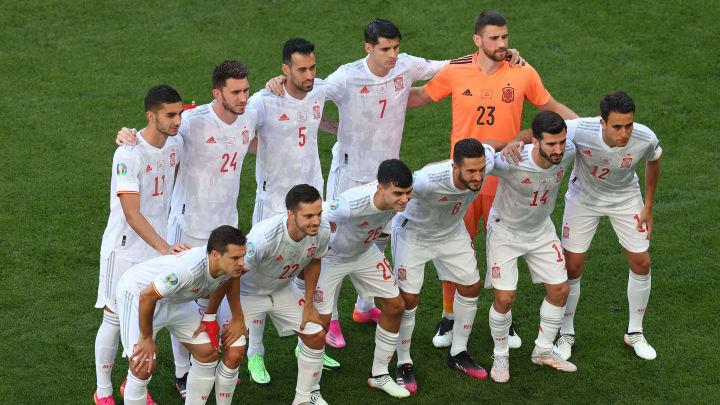 España, Eurocopa 2020