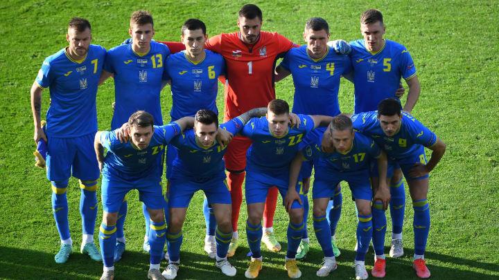El 11 de Ucrania ante Suecia