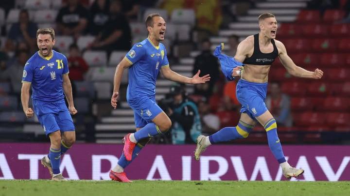 Ukraine steht im Viertelfinale