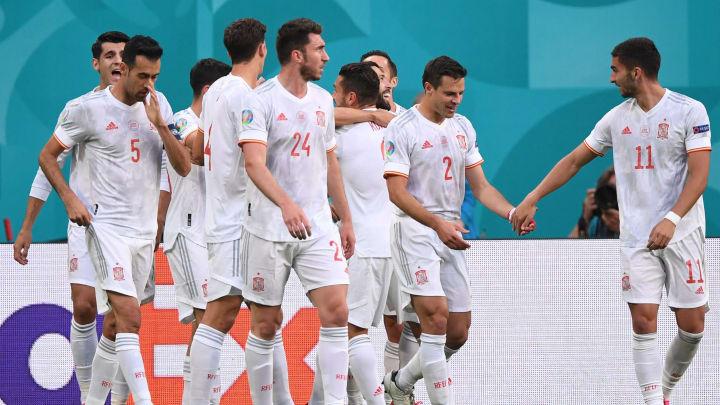 Selección española, Eurocopa 2020