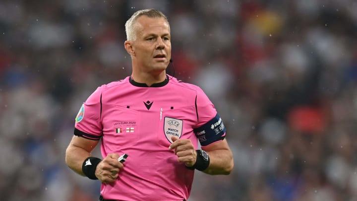 Björn Kuipers leitete das EM-Finale höchst souverän