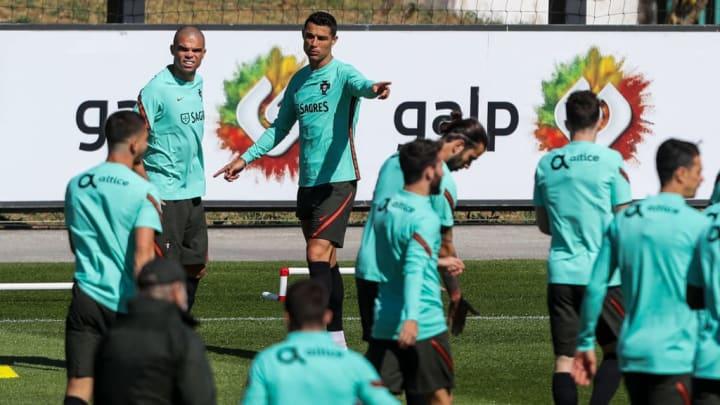 Espanha Portugal Amistoso Eurocopa