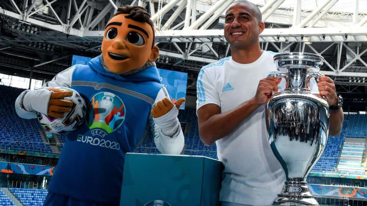 Cada Eurocopa tiene su mascota, y la de este año no podía ser una excepción.