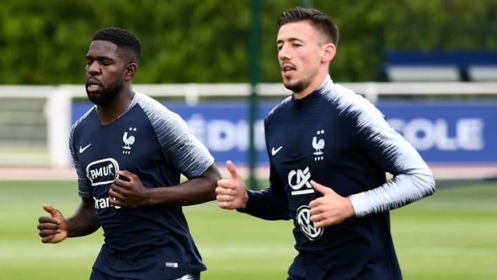 Clément Lenglet et Samuel Umtiti priés d'aller voir ailleurs.