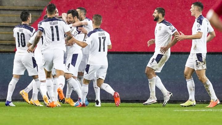 Serbien hat mit Schottland einen kampfbetonten Gegner vor der Brust
