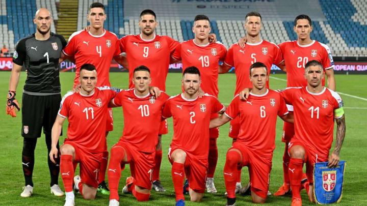 Serbien ist weiterhin ein Kandidat für Gruppe D