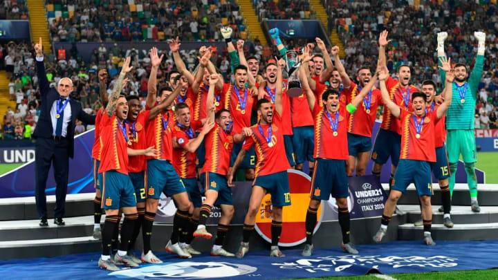 Espanha, Alemanha, Eurocopa Sub-21