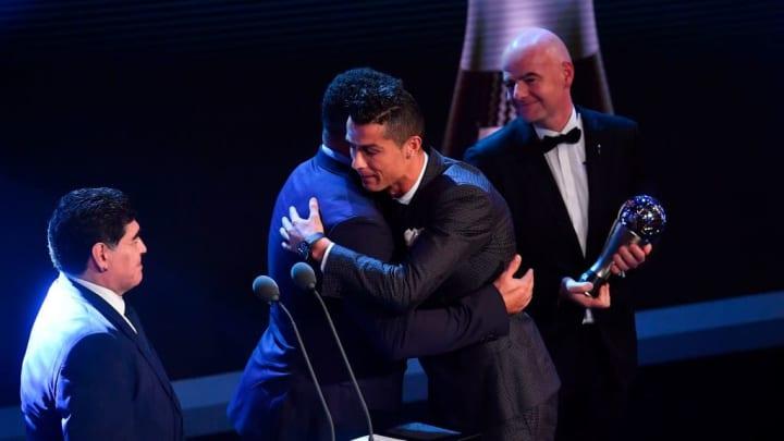 Ronaldo recognises Ronaldo