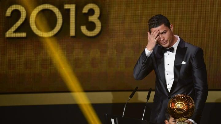 Ballon d'Or Cristiano Ronaldo Real Madrid Bayern de Munique Messi