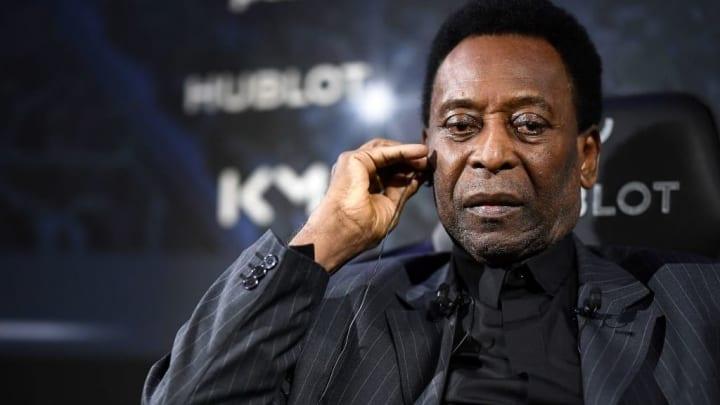 Pelé a marqué l'histoire du football.