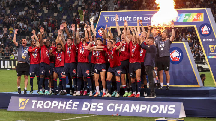 Lille venceu o PSG por 1 a 0