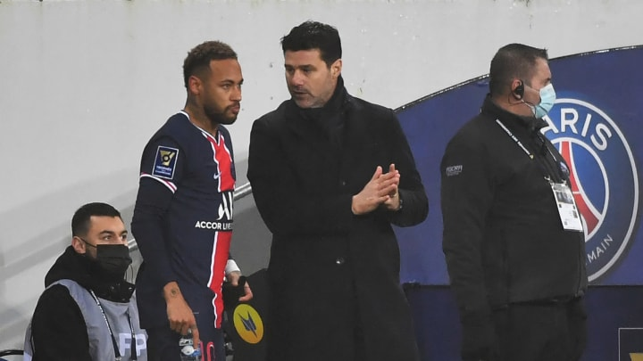 Pochettino has rejected suggestions there is less pressure on Neymar to recover on schedule