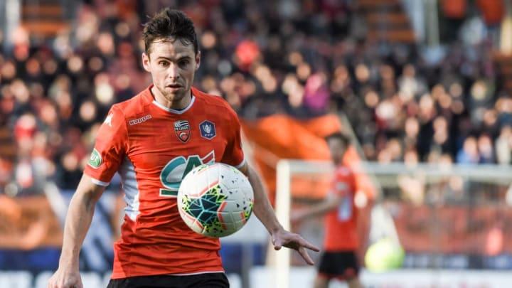 Vincent Le Goff attendait le retour de Lorient en Ligue 1 depuis 3 ans