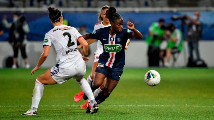 PSG Lyon Champions League Feminina