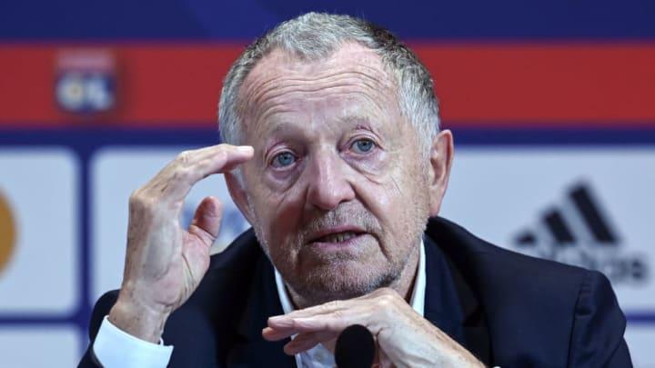 Jean-Michel Aulas ist einer der mächtigsten Klub-Präsidenten im europäischen Spitzenfußball