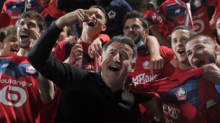 Christophe Galtier ne sera plus l'entraîneur du LOSC.