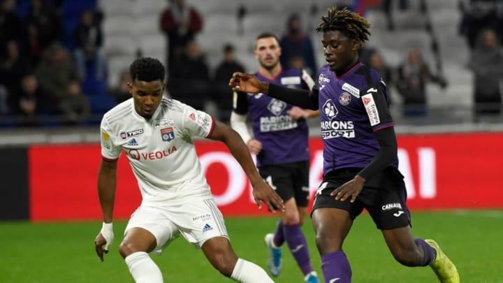Kouadio Koné devrait quitter Toulouse pour Milan.